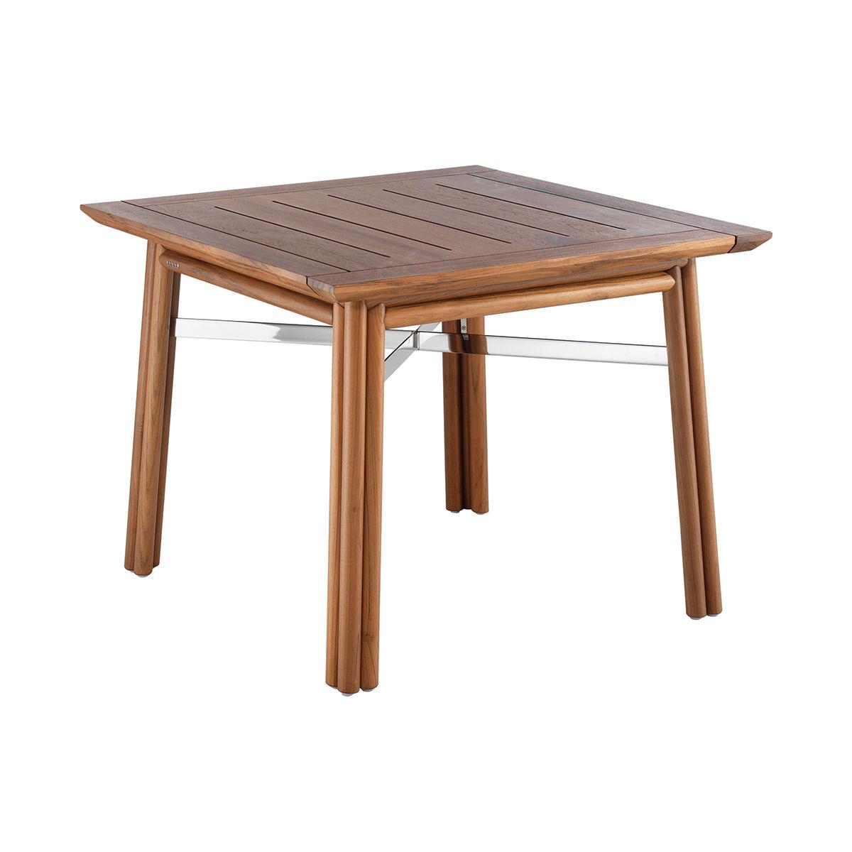 Tavolo pranzo quadrato Maxim Braid