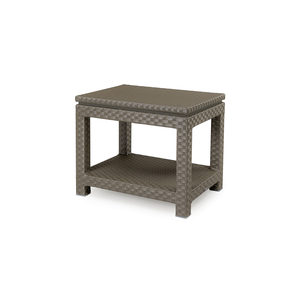 High side table Zoe Braid