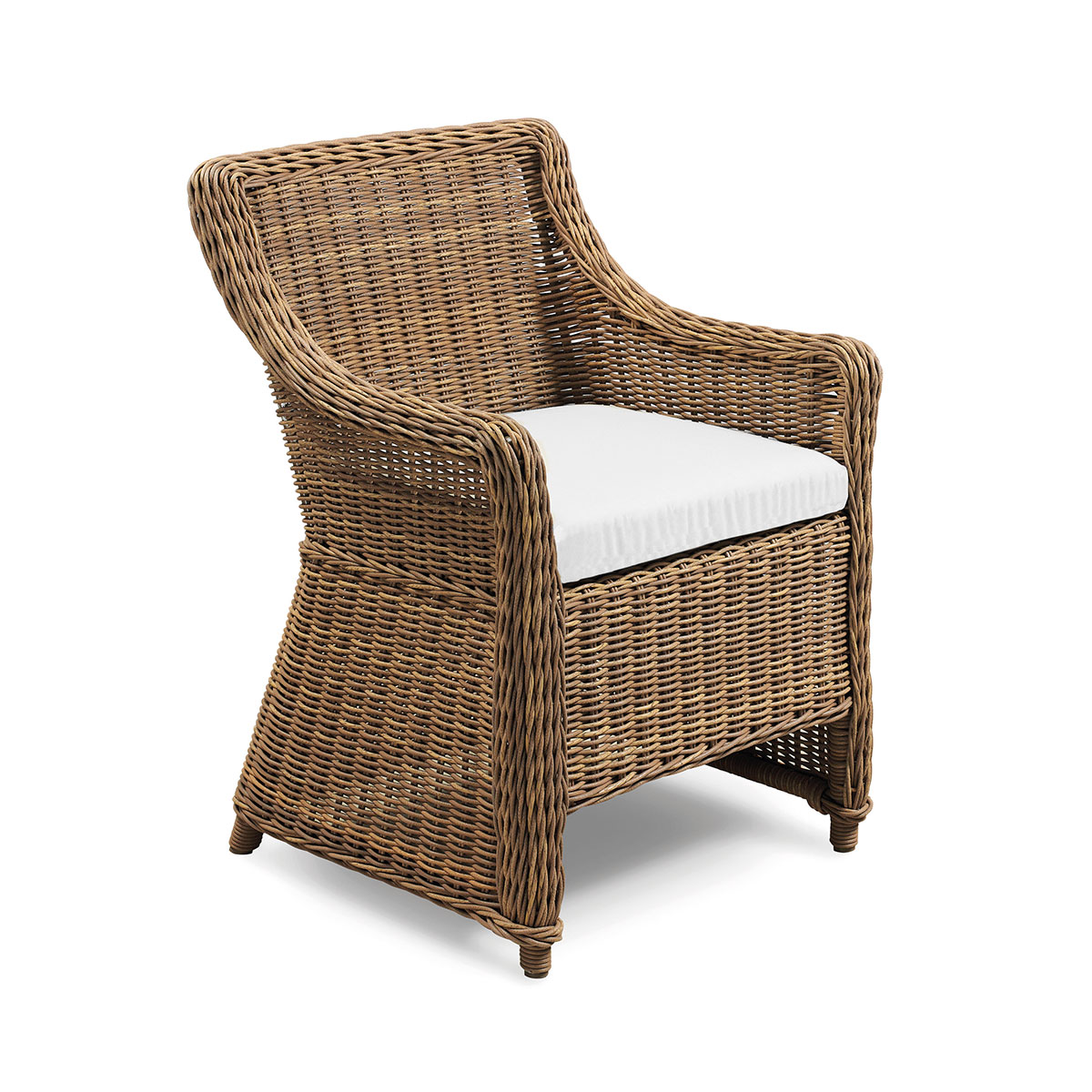 Dining armchair Cloe Braid