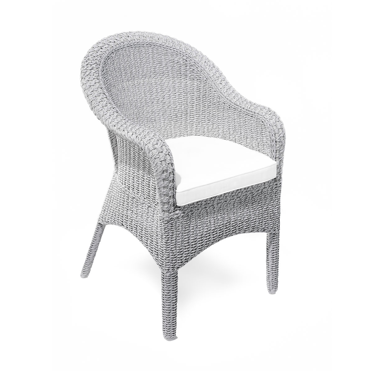 Dining armchair Melania Braid