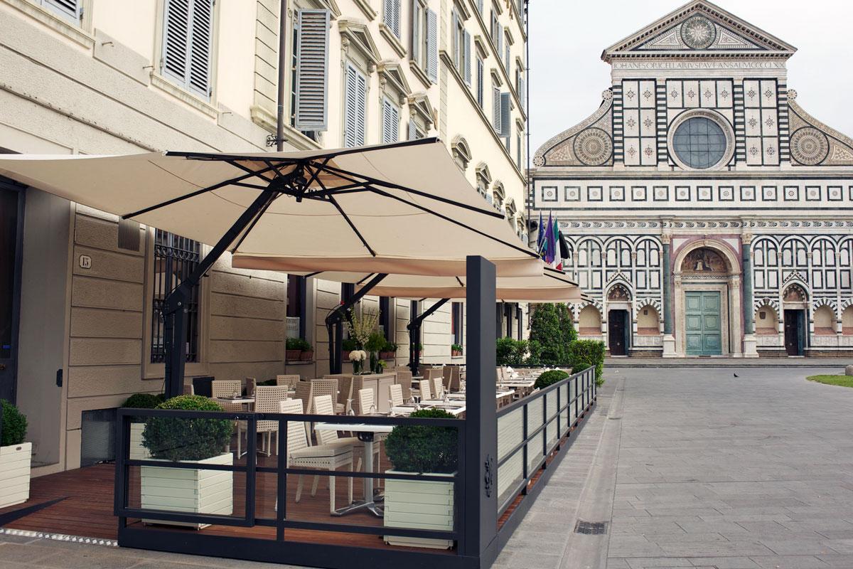 Progetto Braid Hotel Minerva Firenze