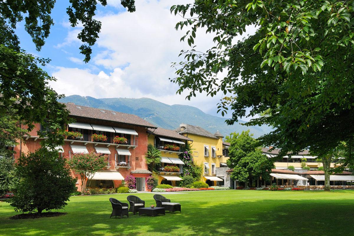 Progetto Braid Castello del Sole Ascona