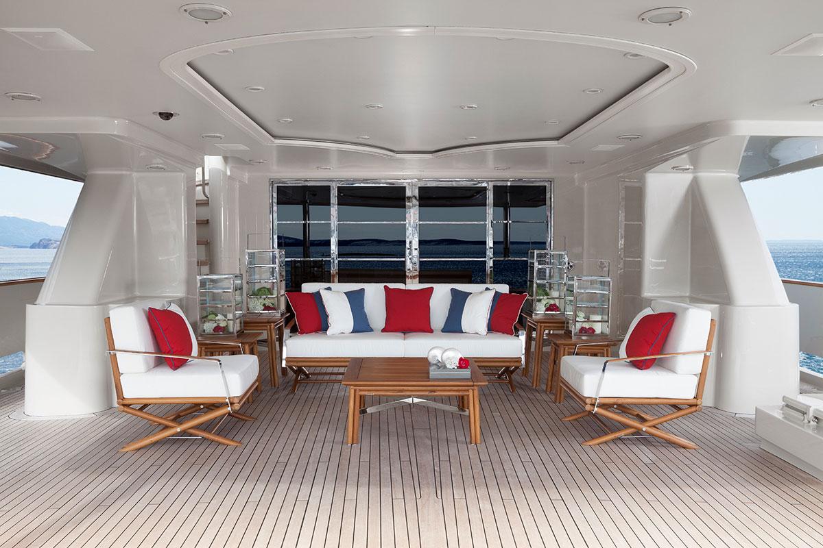 Realizzazione Braid Yacht Privato