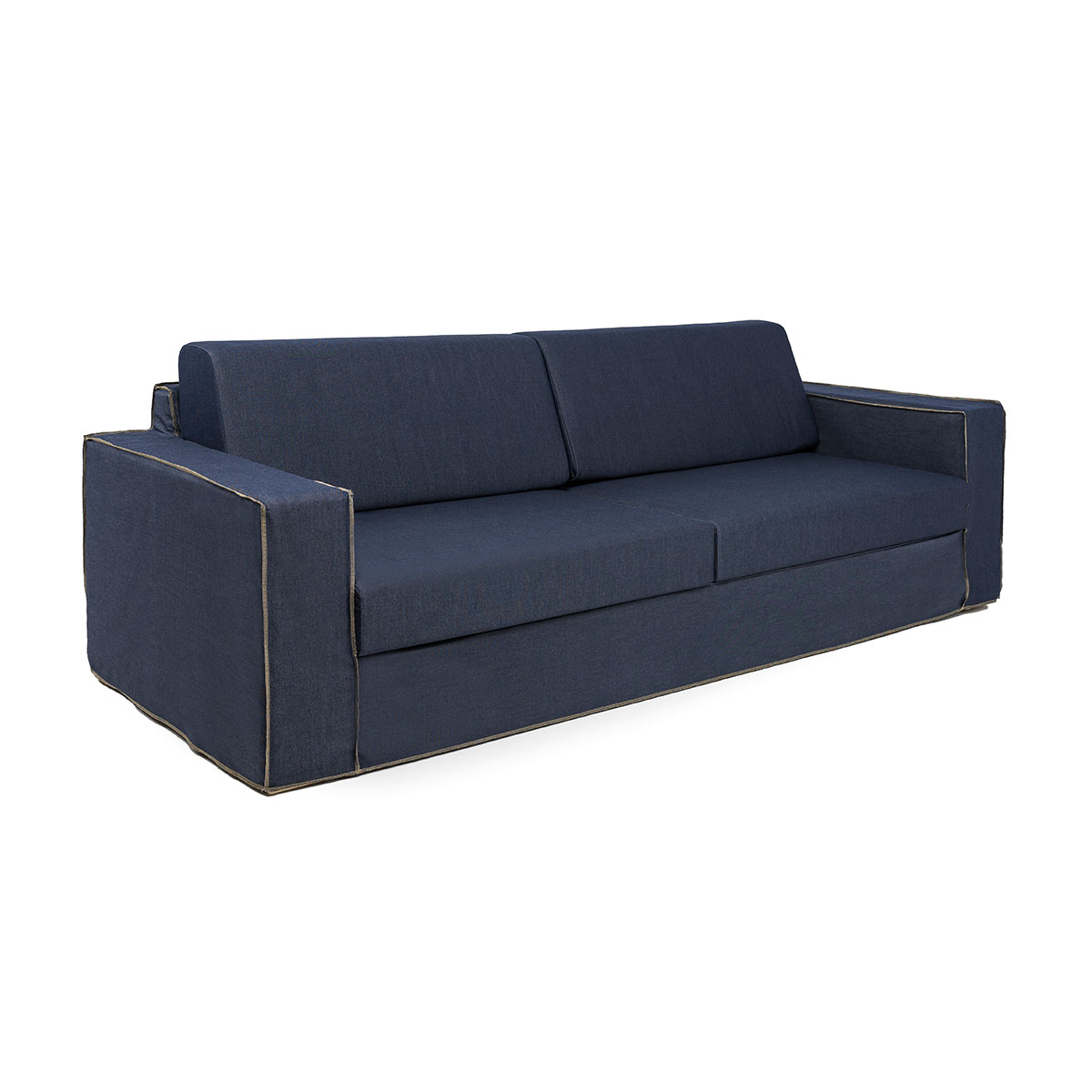 External coverage for 3-seated sofa Berenice Braid