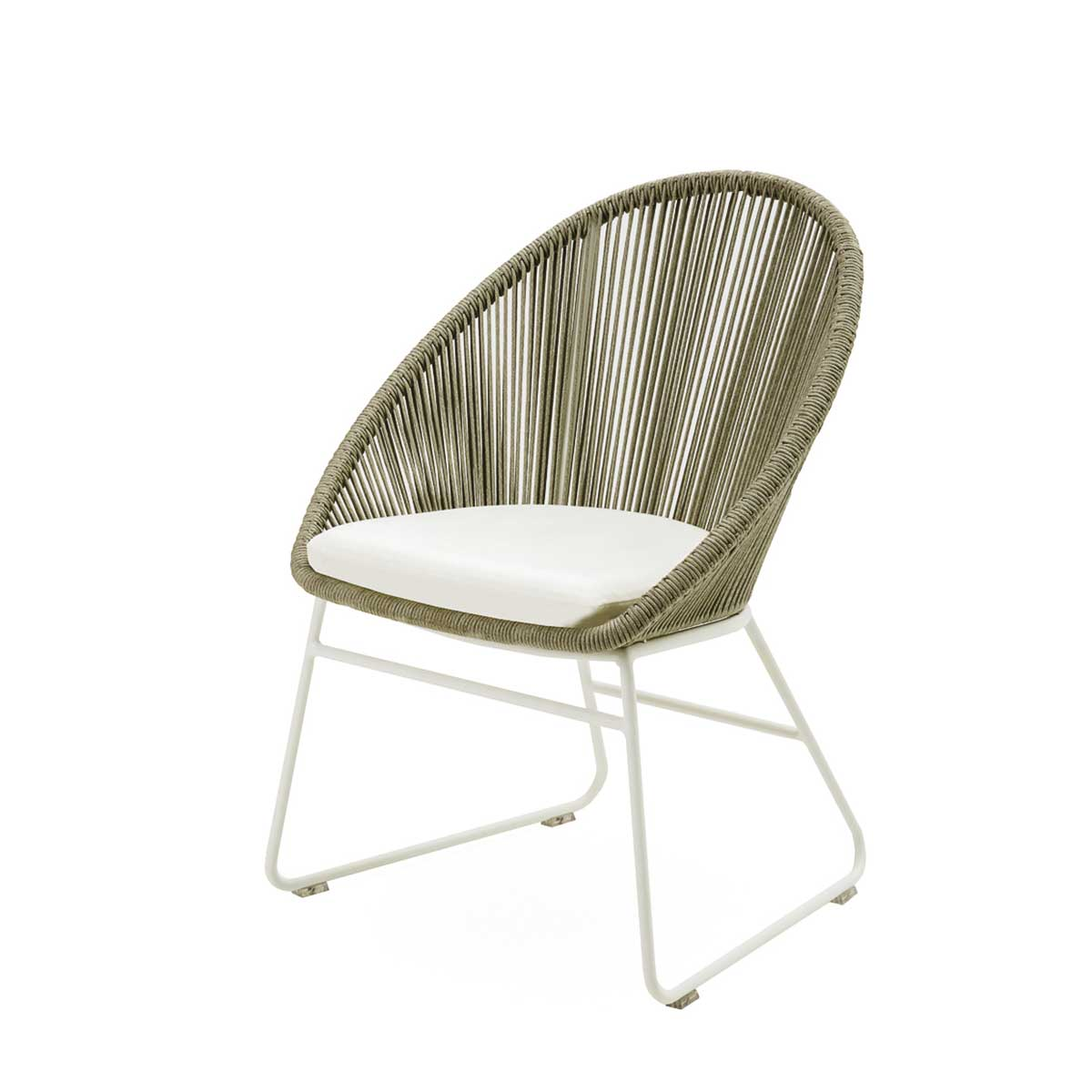 Dining armchair Infinity Braid